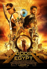 Gods of Egypt Movie Poster