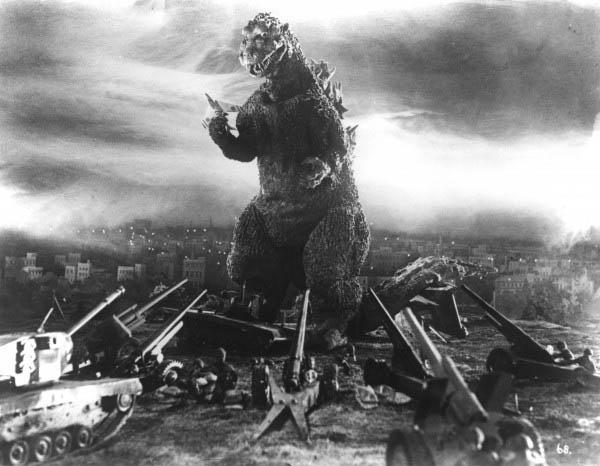 Godzilla (1954) Photo 1 - Large