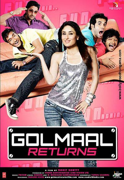 Golmaal Returns Photo 1 - Large