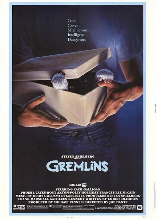 Gremlins Large Poster
