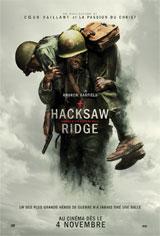 Hacksaw Ridge (v.f.) Poster