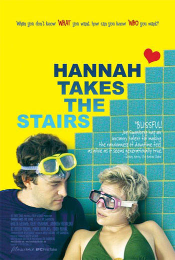 Hannah Takes the Stairs Photo 1 - Large