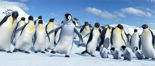 Happy Feet Photo 16 - Large