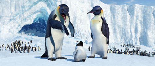 Happy Feet Photo 2 - Large