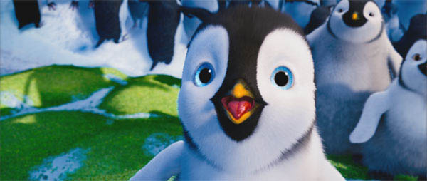 Happy Feet Two Poster Large