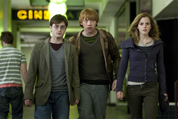 Harry Potter and the Deathly Hallows: Part 1 Photo 50 - Large