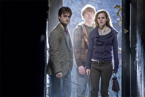 Harry Potter and the Deathly Hallows: Part 1 Photo 53 - Large