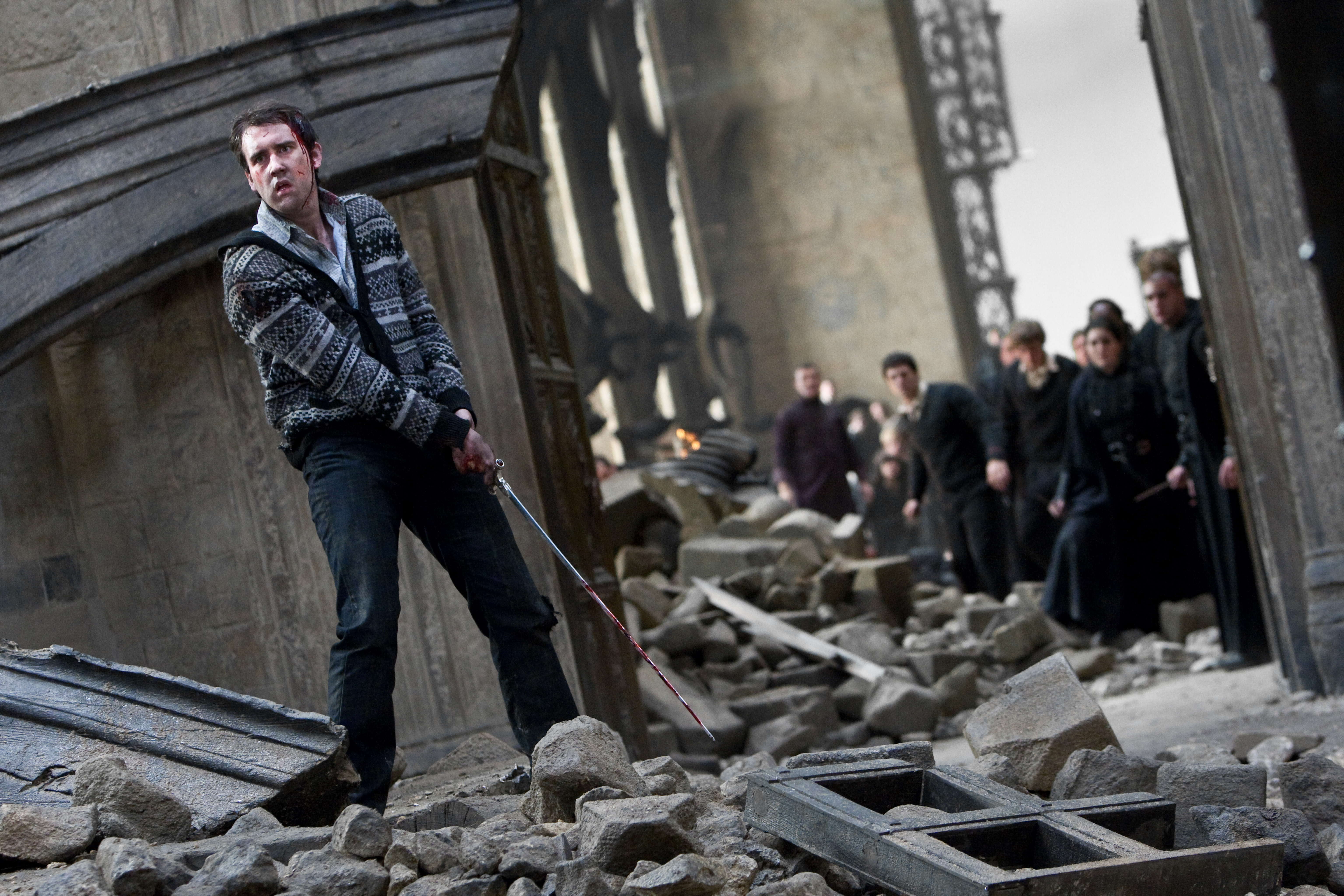 Harry Potter and the Deathly Hallows: Part 2 Photo 99 - Large