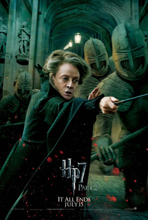 Harry Potter and the Deathly Hallows: Part 2 Photo 88 - Large
