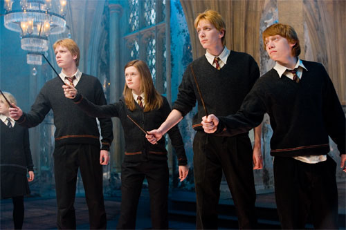 Harry Potter and the Order of the Phoenix Photo 23 - Large