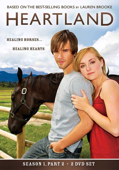 heartland season 1 part 2 on dvd movie synopsis and info