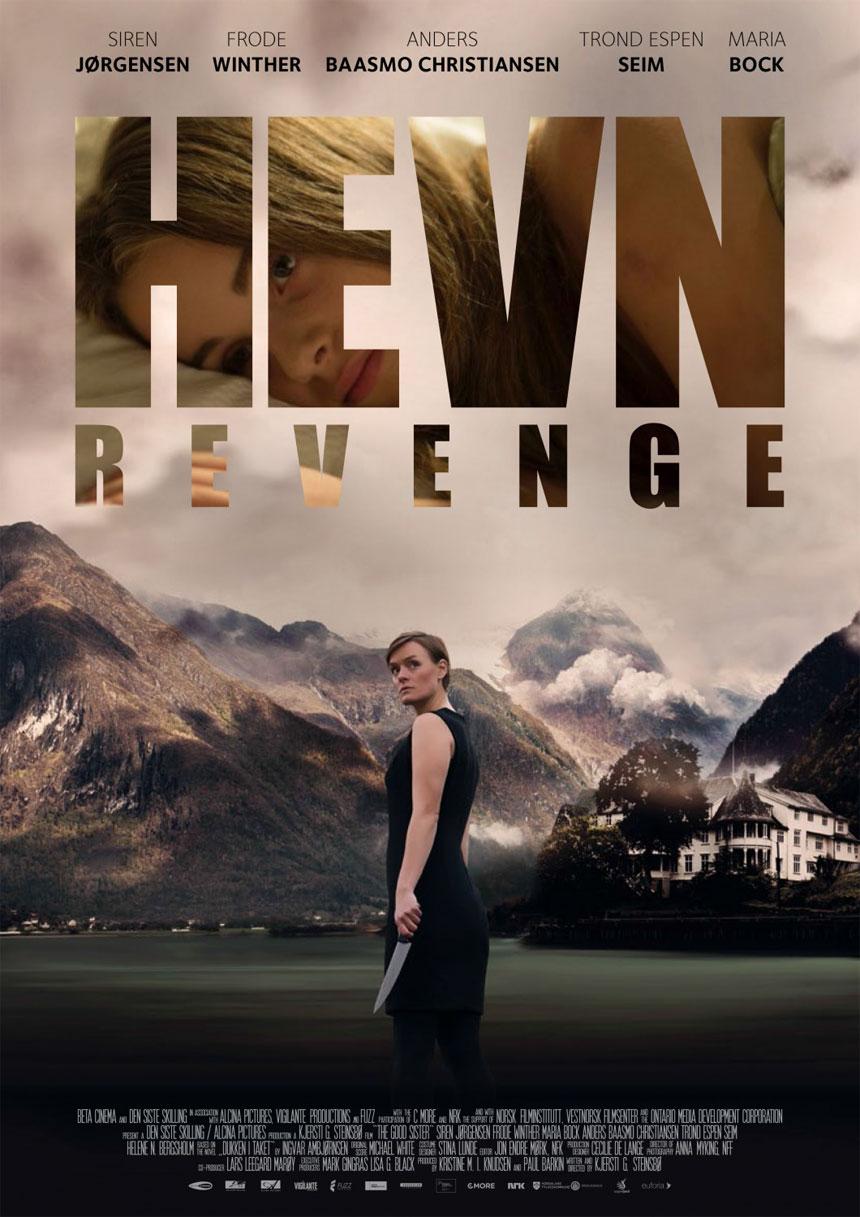 Hevn (Revenge) Large Poster