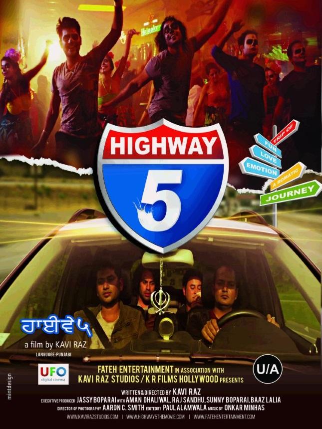 Highway 5 Photo 1 - Large
