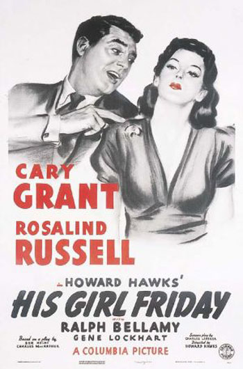 His Girl Friday Photo 1 - Large