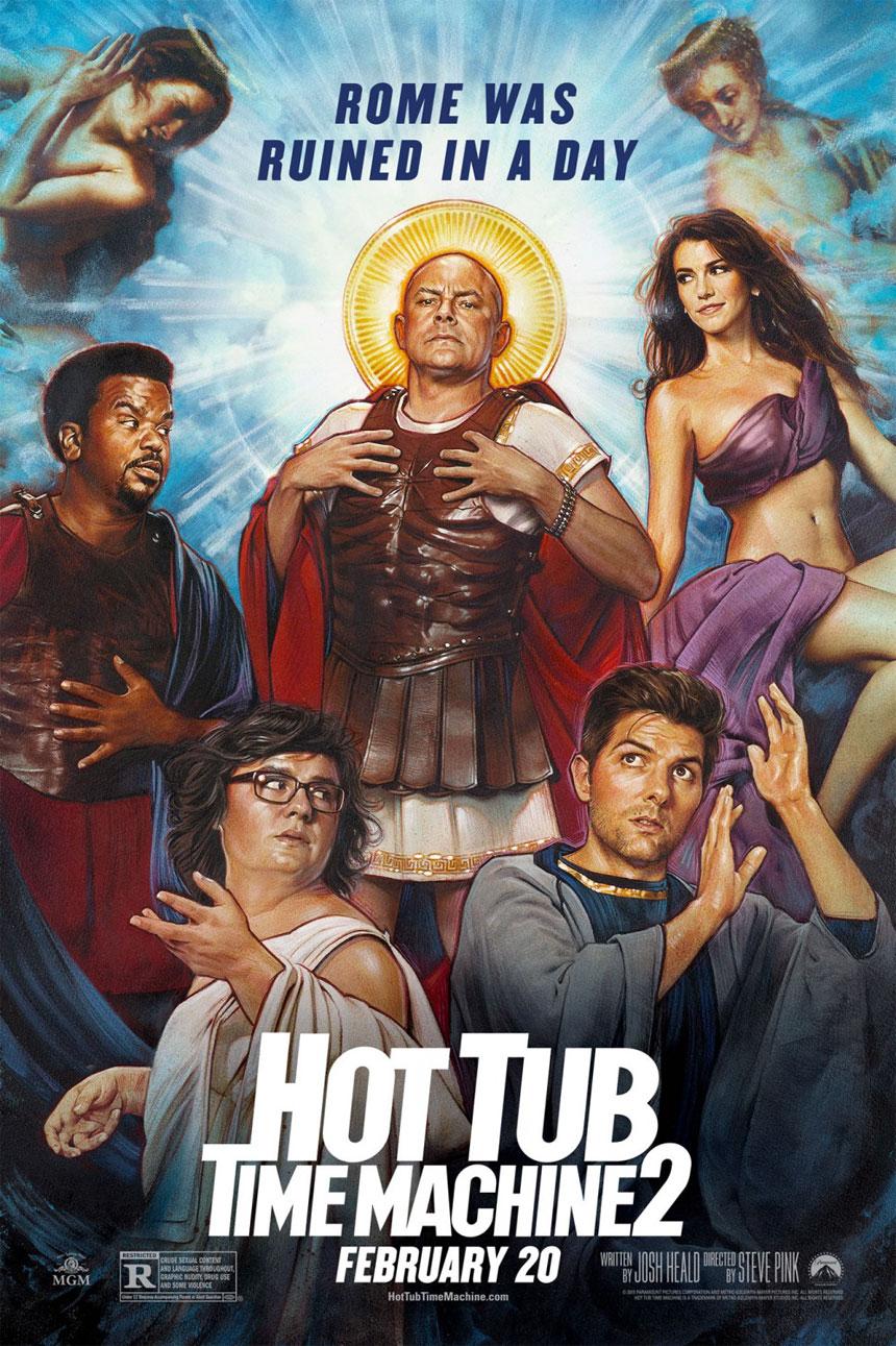Hot Tub Time Machine 2 Photo 14 - Large