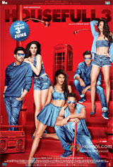Housefull 3 Movie Poster