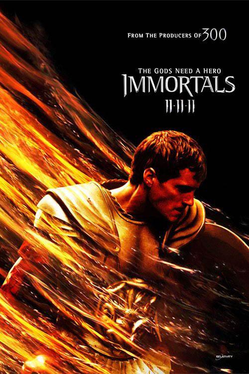 Immortals Photo 20 - Large