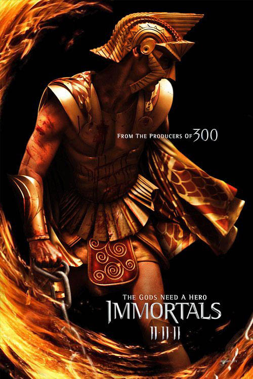 Immortals Photo 21 - Large