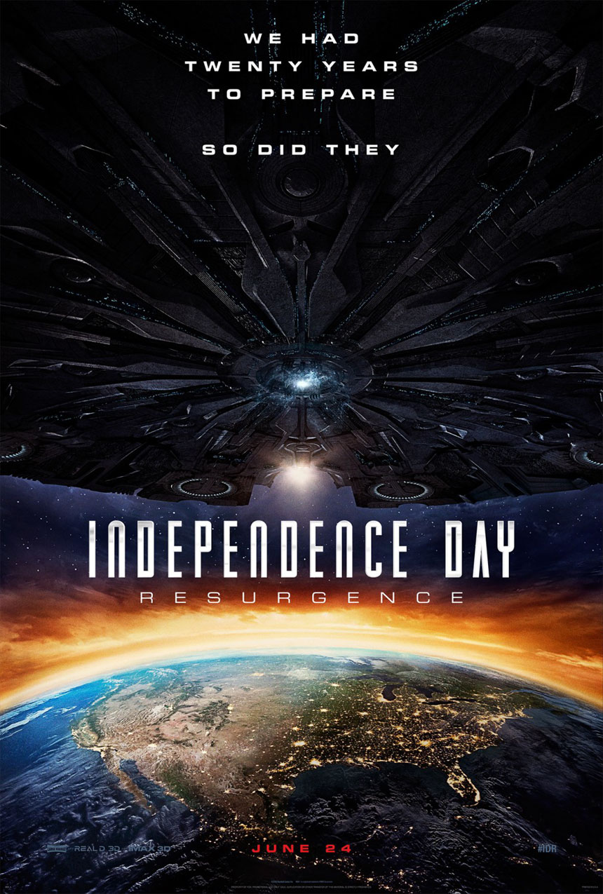 Independence Day: Resurgence Large Poster