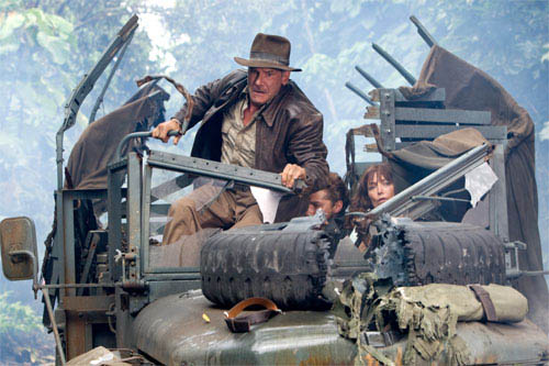 Indiana Jones and the Kingdom of the Crystal Skull Photo 17 - Large