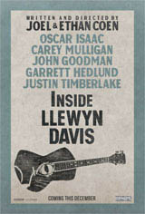 Inside Llewyn Davis movie info
