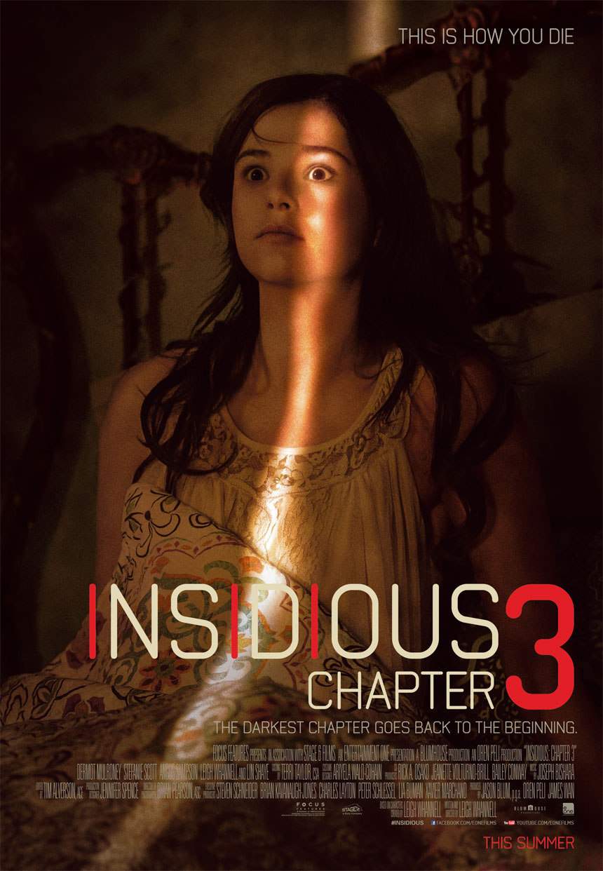 Insidious: Chapter 3 Photo 26 - Large