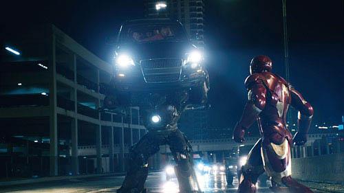 Iron Man  - Large