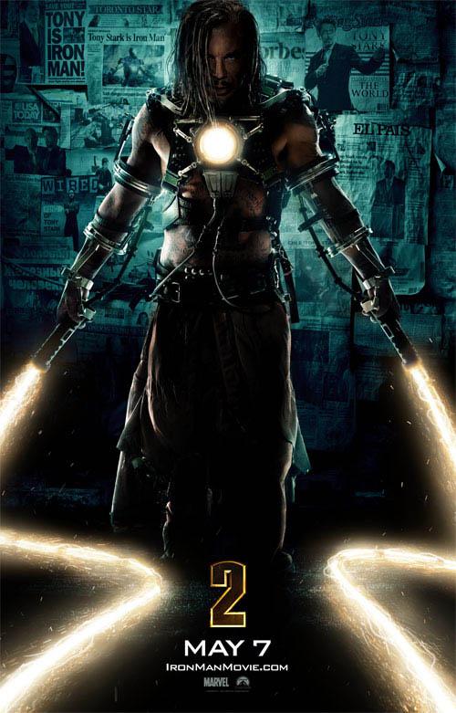 Iron Man 2 Photo 43 - Large