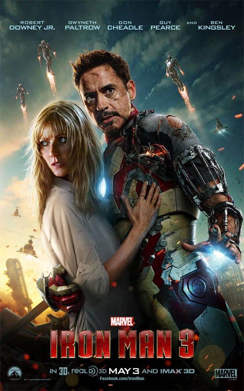 Iron Man 3 Photo 28 - Large