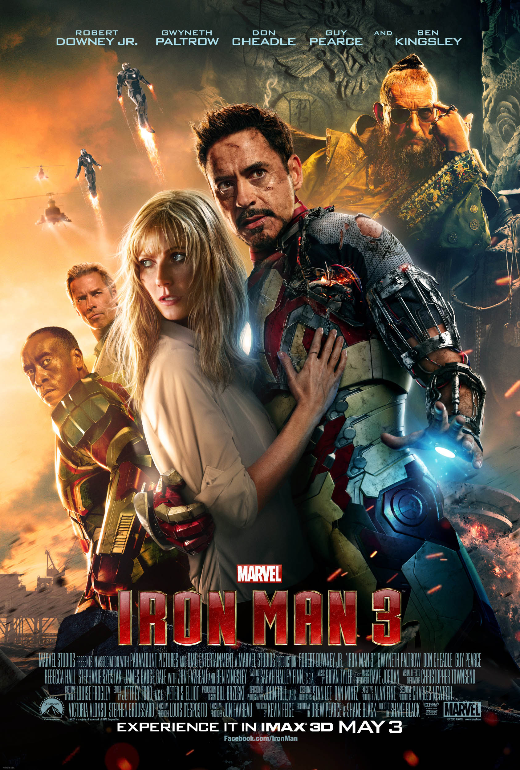 Iron Man 3 Photo 29 - Large