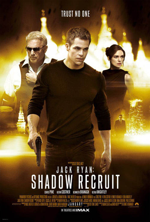 Jack Ryan: Shadow Recruit Photo 13 - Large