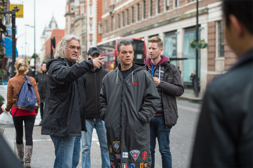 Jason Bourne Photo 13 - Large