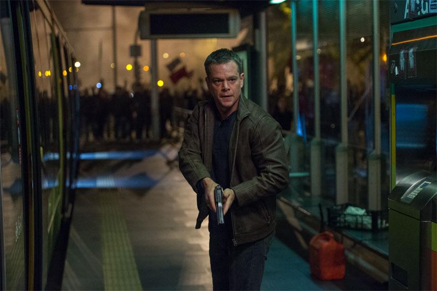 Jason Bourne Photo 9 - Large