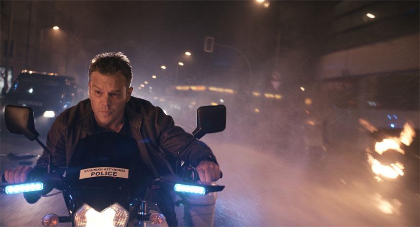 Jason Bourne Photo 1 - Large