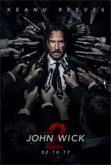John Wick: Chapter 2 Movie Poster