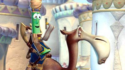 Jonah: A VeggieTales Movie Photo 1 - Large