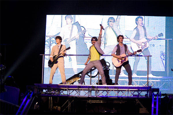 Jonas Brothers: The 3D Concert Experience Photo 6 - Large