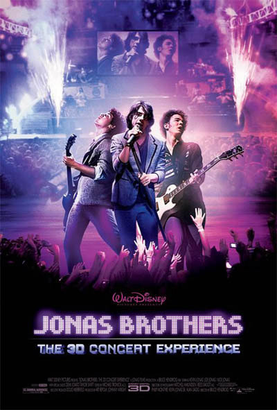 Jonas Brothers: The 3D Concert Experience Photo 14 - Large