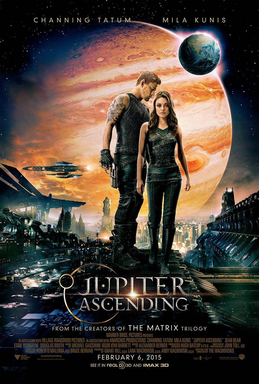 Jupiter Ascending Photo 57 - Large