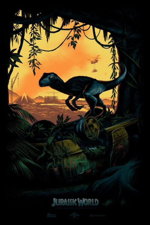 Jurassic World Photo 26 - Large