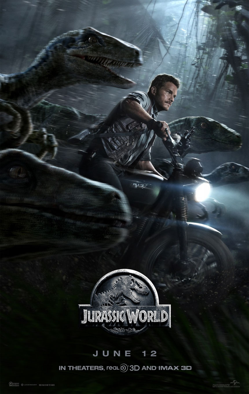 Jurassic World Photo 30 - Large