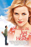 Just Like Heaven Movie Poster