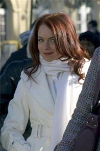 Lindsay Lohan stars as Ashley Albright, New York City's luckiest woman, in JUST MY LUCK.