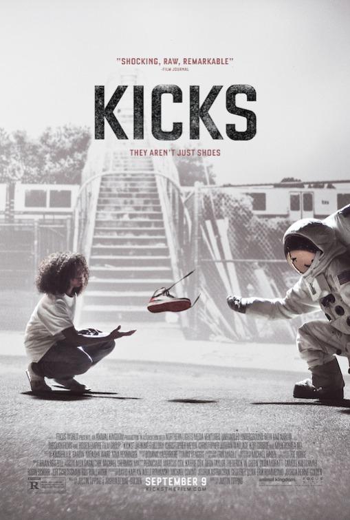Kicks Large Poster