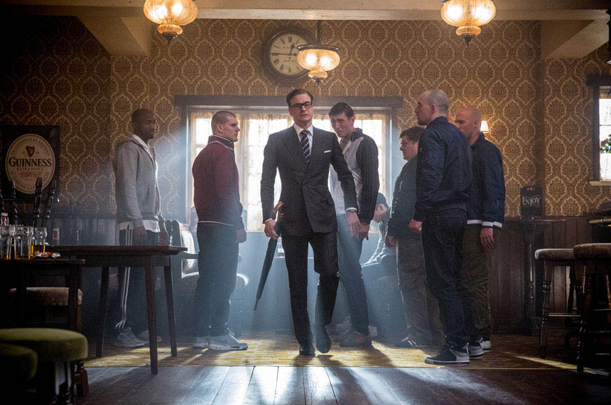 Kingsman: The Secret Service Photo 11 - Large