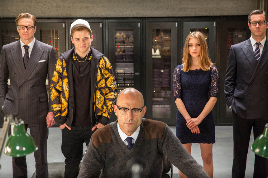 Kingsman: The Secret Service Photo 4 - Large