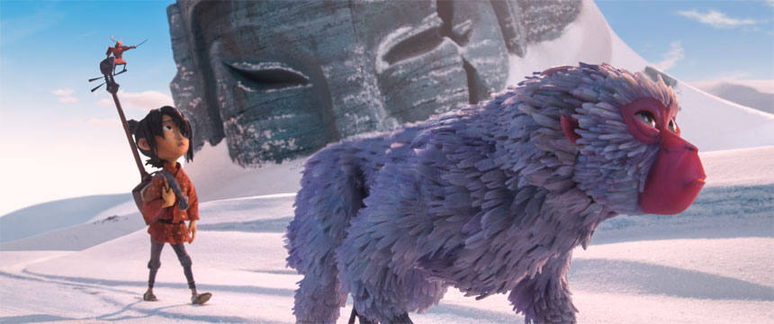 Kubo and the Two Strings Photo 1 - Large
