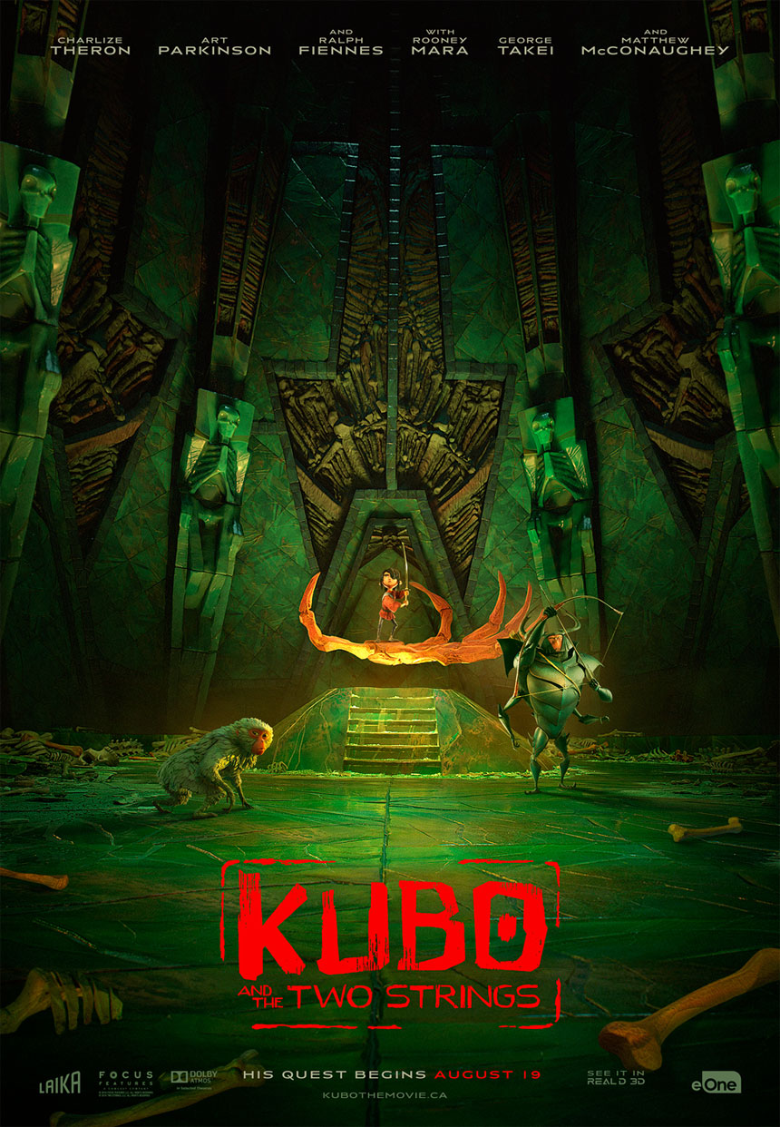 Kubo and the Two Strings Photo 19 - Large