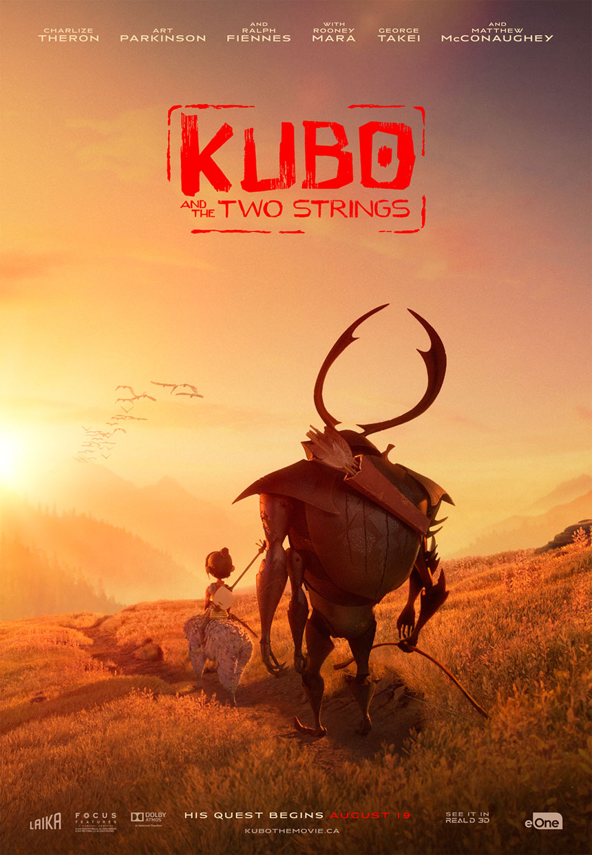 Kubo and the Two Strings Photo 21 - Large