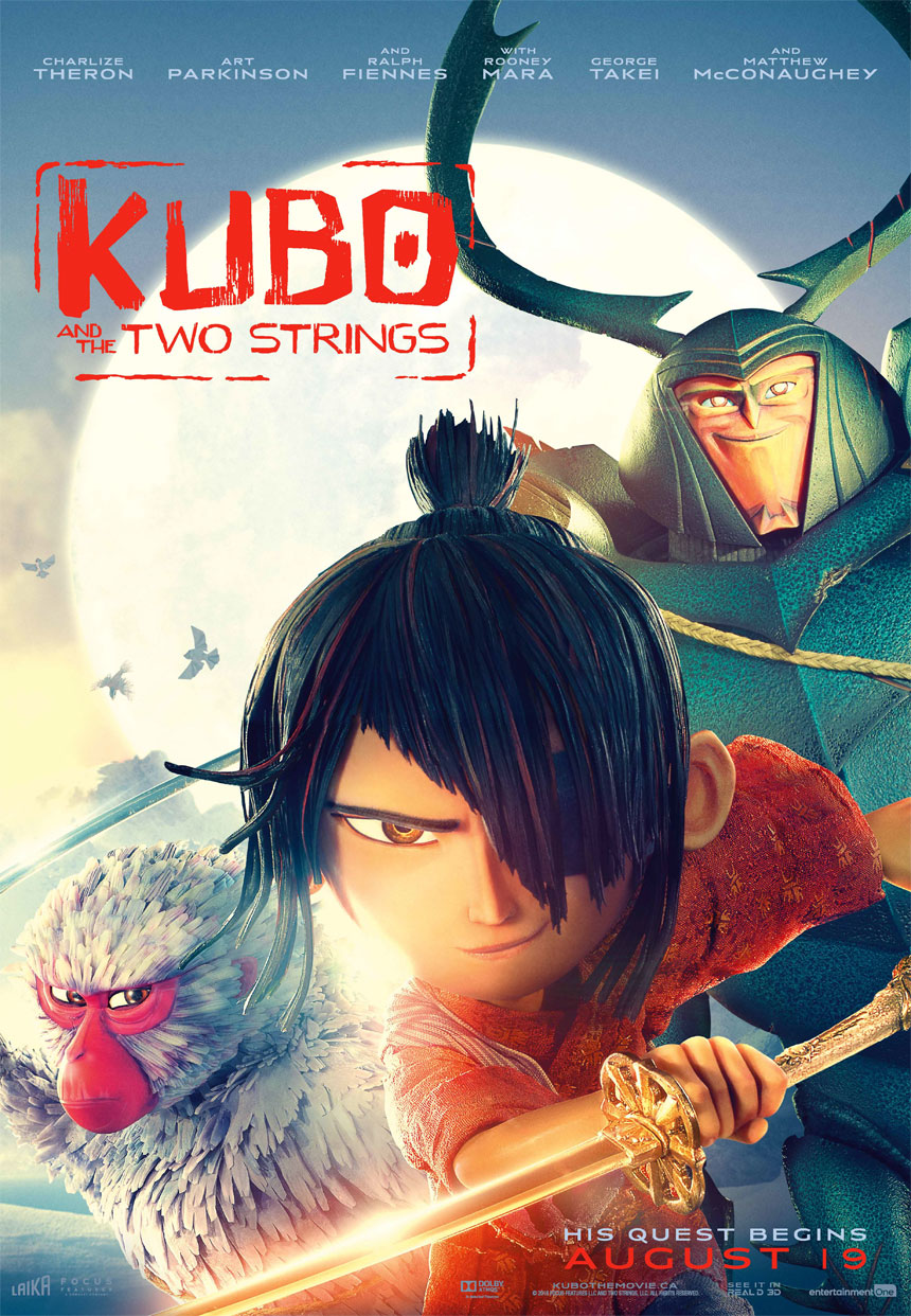 Kubo and the Two Strings Photo 22 - Large